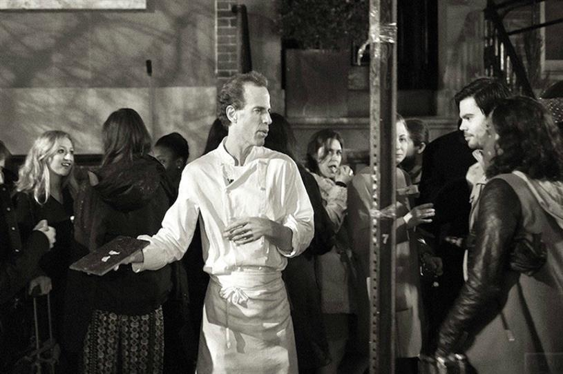 Chef Dan Barber: bringing WastED to London