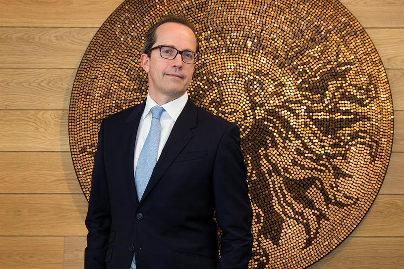 Guy Wieynk: Western Europe chief executive, Publicis UK