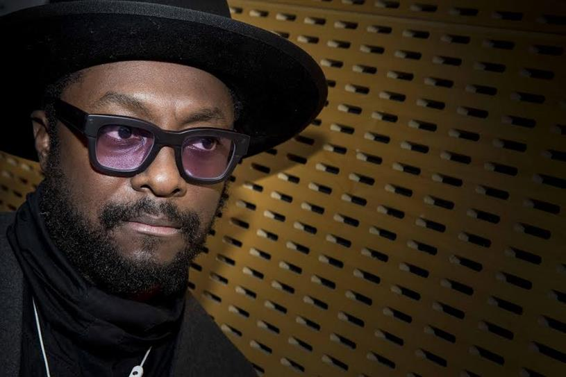 Will.i.am: has launched a tech start-up, I.am+