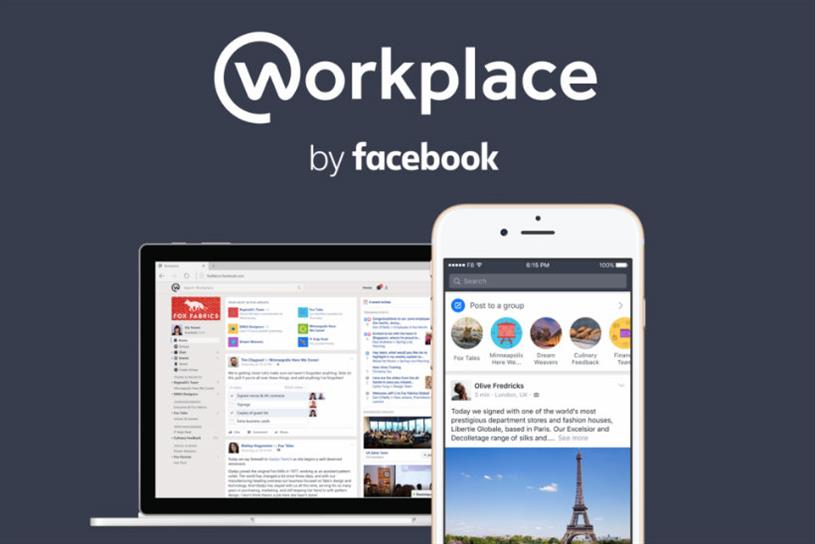 Workplace by Facebook: just a digital water cooler?