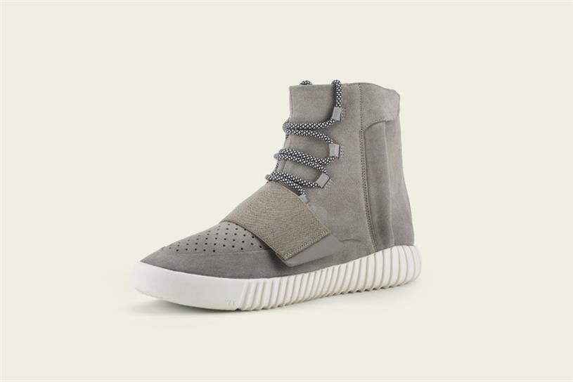 Yeezy: Adidas claims the Kanye collaboration has given it street cred in the US