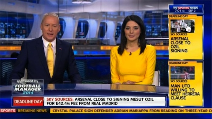 What Does Football S Transfer Deadline Day Mean For Pr Pr Week