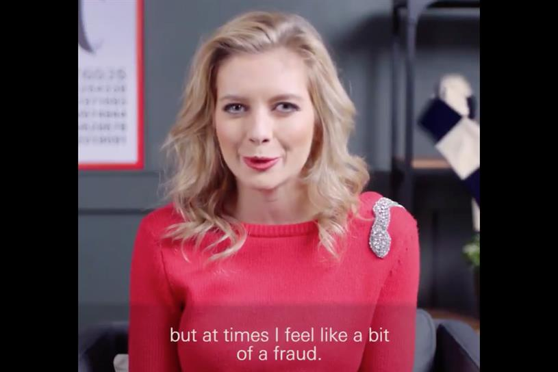 Rachel Riley 'confesses' to being bad at maths for HSBC anti-fraud