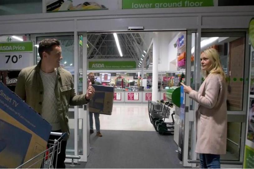 Watch Asda Takes Mannequin Challenge To Tell The World It Is Shunning Black Friday Pr Week
