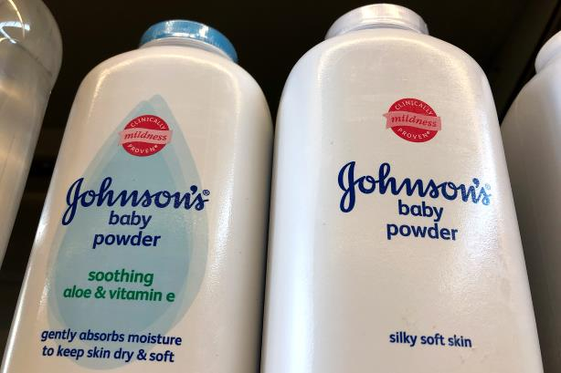 Johnson Johnson Tries To Hold The Line After Baby Powder Exposu00e9s Pr Week