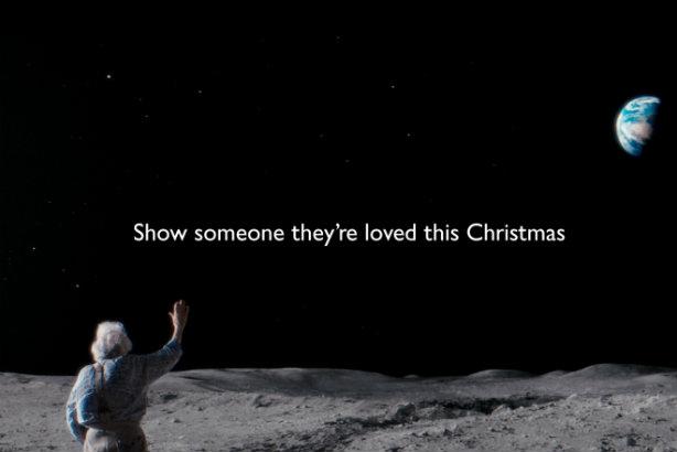 John Lewis Christmas.John Lewis Kicks Off Integrated Onthemoon Christmas