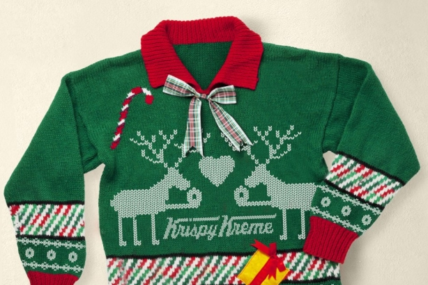 Green Day Christmas Sweater.National Ugly Sweater Day Is A Perfect Fit For Every Brand