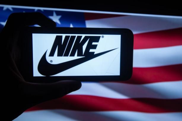 Betsy Ross flag' sneaker