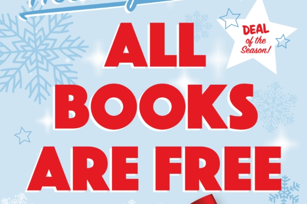 All Books Are Free New York Public Library S Retail Deal Spoof Wins Black Friday Pr Week