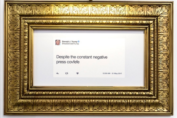 The Inside Story On The Daily Show S Trump Twitter Library Pr Week