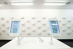 Adidas Shoebox Shop in pictures: adidas giant shoebox pop-up lands in london
