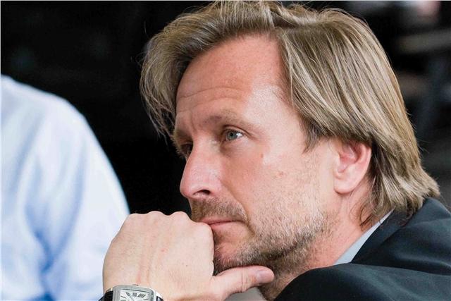 Unilever's Marc Mathieu.