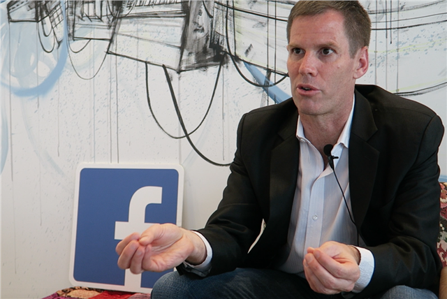 Smallwood at Facebook Hong Kong.