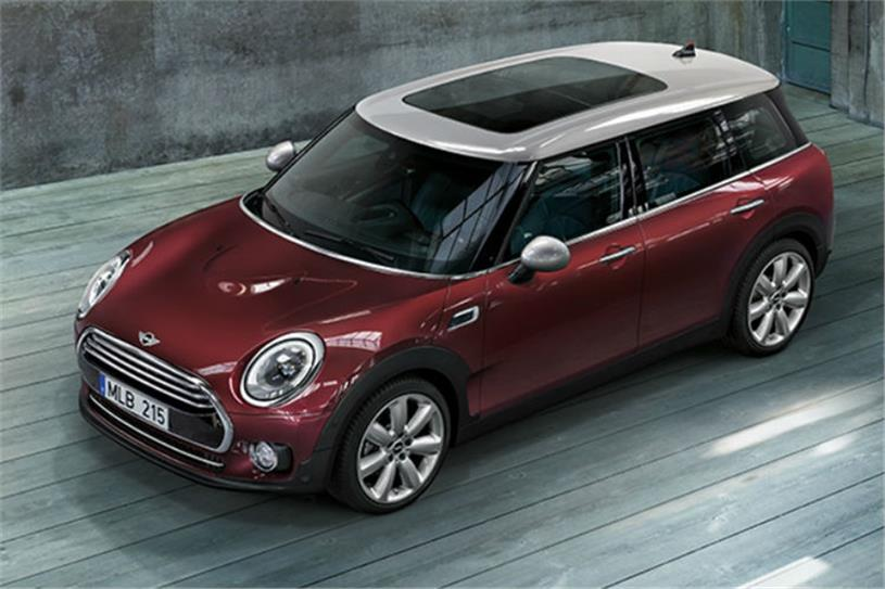 Mini faces a challenge in marketing its Clubman, which is aimed at more price-conscious consumers.