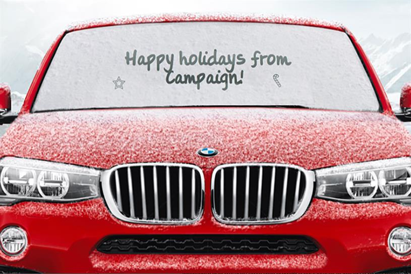 "BMW ""Snowchat"" by KBS."