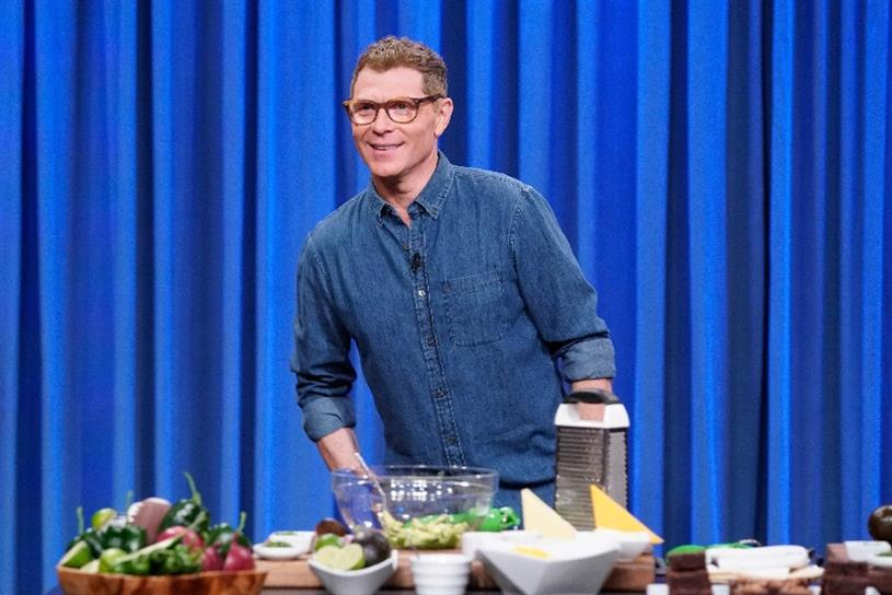 Celebrity chef Bobby Flay
