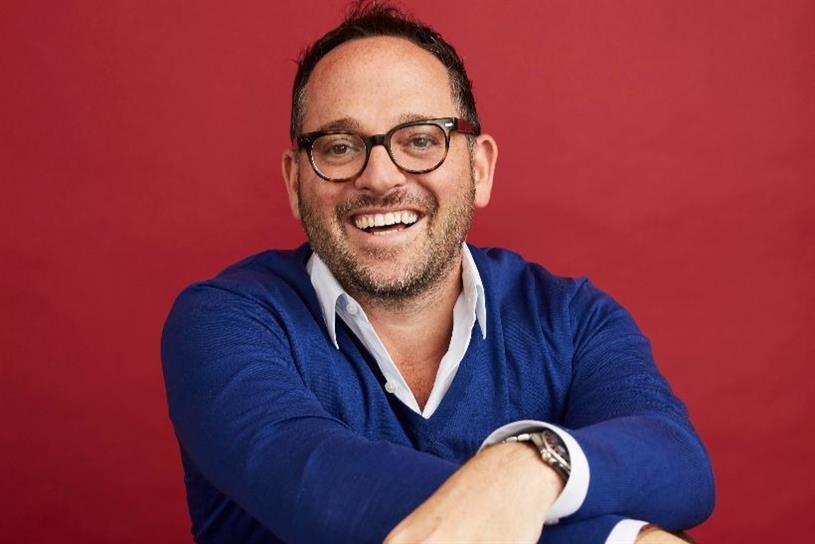 RQ CEO and Founder, Brian Salzman.