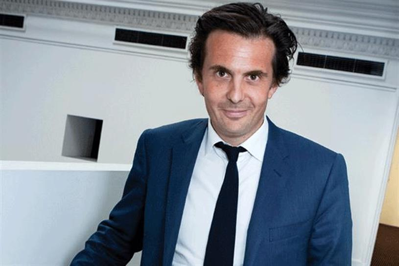 Yannick Bolloré: 'not frightened' of the effects of China's stock market crash.