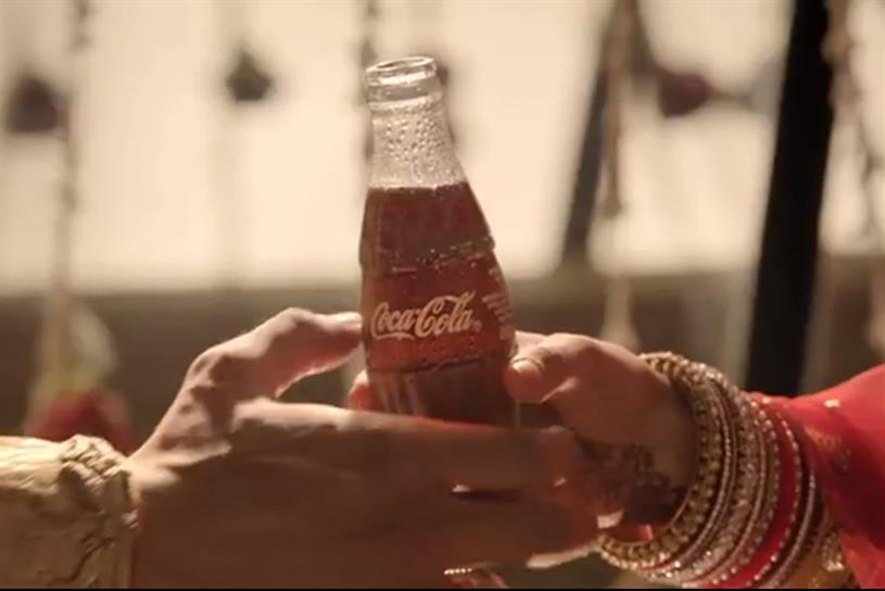 "Coca-Cola India ""Bidaai"" by McCann Erickson."
