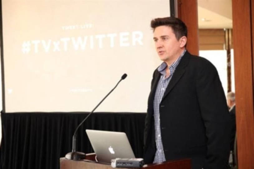 Twitter's Danny Keens in Hong Kong.