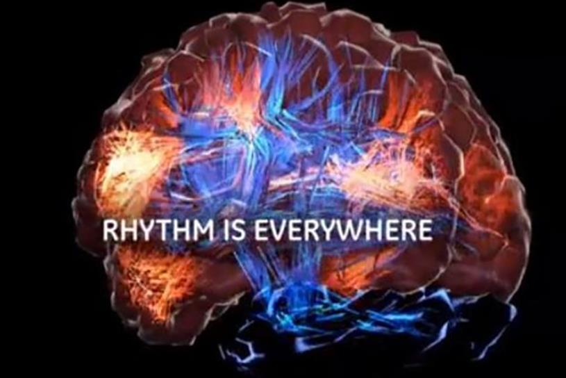 GE's latest campaign focuses on the relationship between music and our brain.