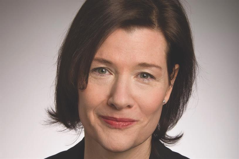 Weber Shandwick CEO Gail Heimann