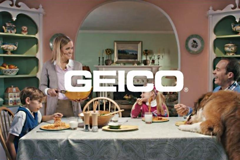 "Geico ""Unskippable"" by The Martin Agency."