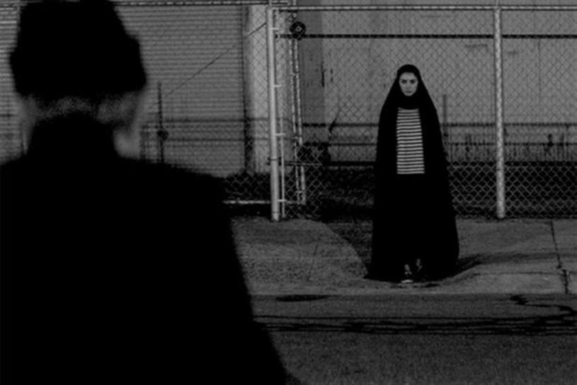 """A Girl Walks Home Alone At Night"": Vice's vampire western."