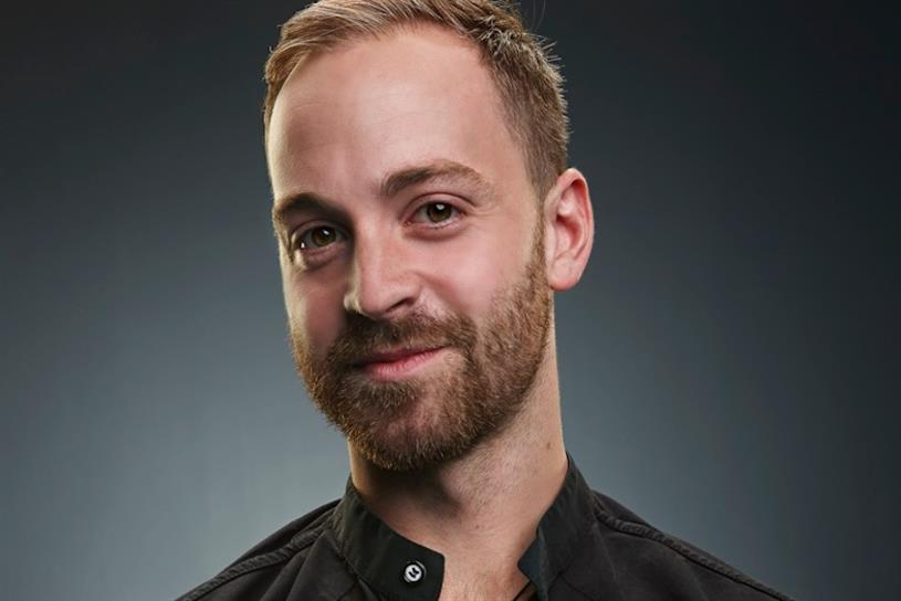 Graham North, head of brand camp, Goodby Silverstein & Partners