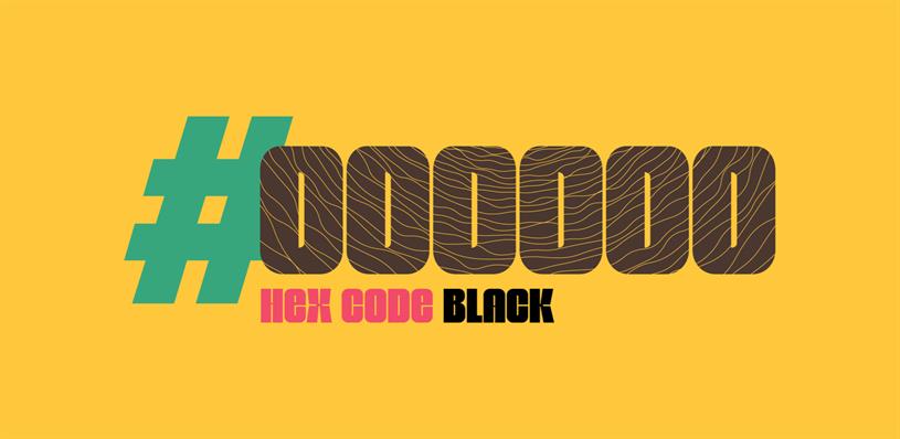 Hex Code Black