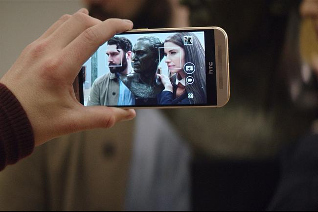 HTC: launches global campaign to promote its latest phone.