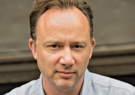 Jon Hamm, global CCO of Geometry Global.