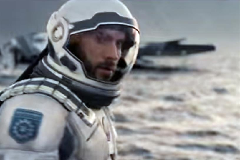 "JWT's Jeffrey Castellano cites the forthcoming ""Interstellar"" as a model for VR."