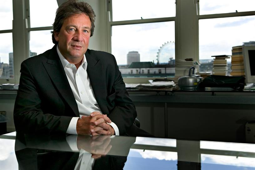 David Kershaw: chief executive of M&C Saatchi