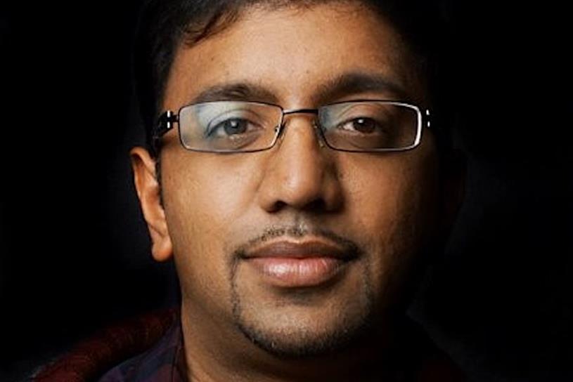 Captiv8 CEO Krishna Subramanian.