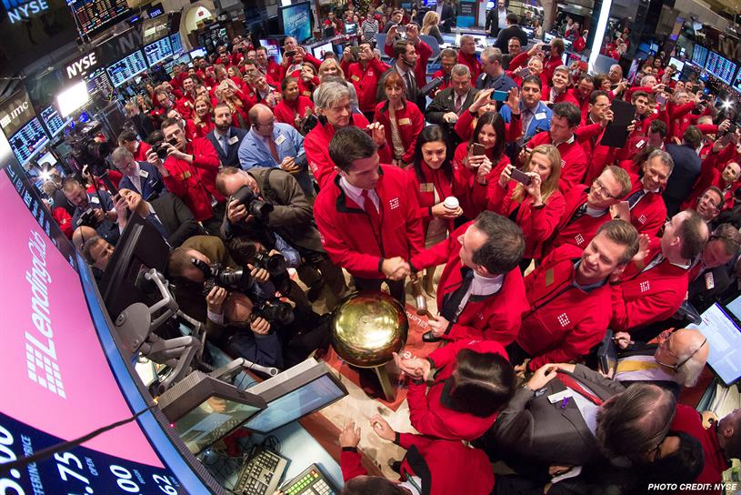 Lending Club's December IPO raised more than $1 billion.