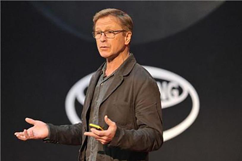 Marc Mathieu, global SVP marketing, Unilever.