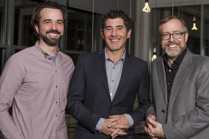 Matt Weiss, Sean Lyons, Tim Maleeny.