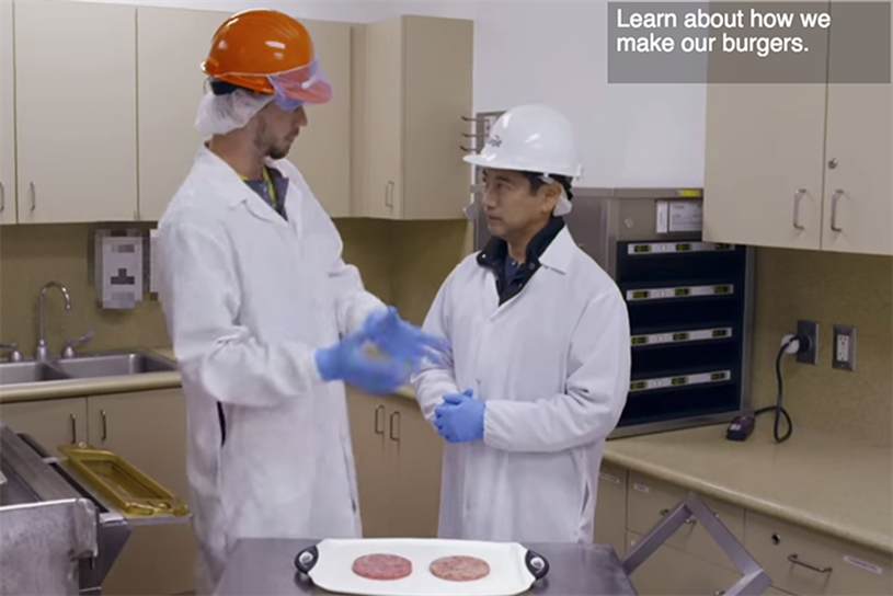 Former MythBuster Grant Imahara is the face of McDonald's new campaign.