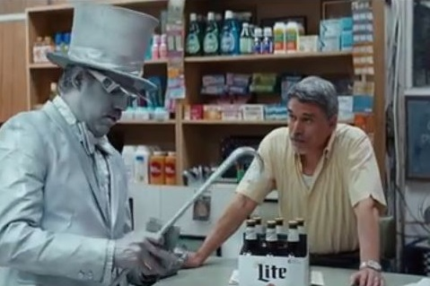 Miller Lite 'Bodega' by TBWA\Chiat\Day LA