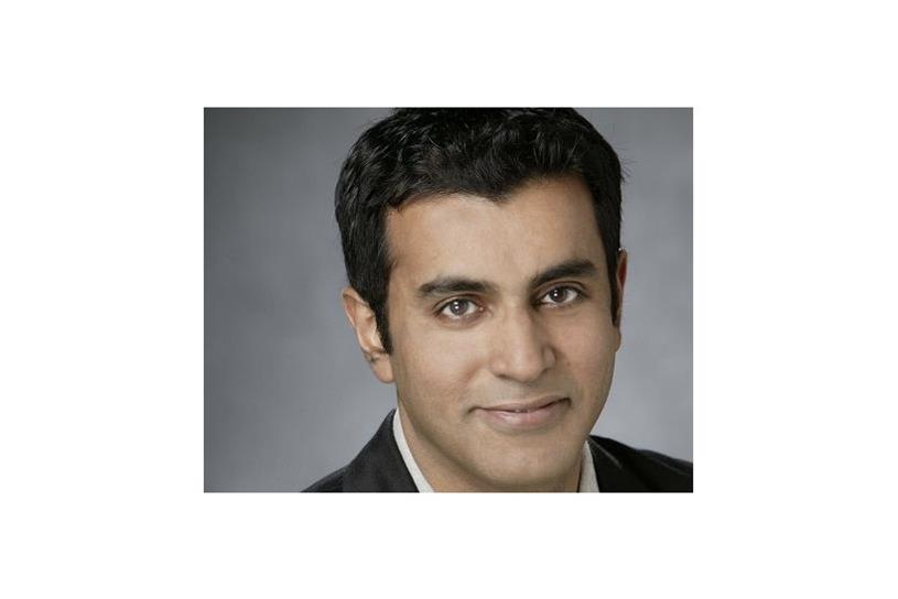 The Africa Channel EVP and general manager Narendra Reddy