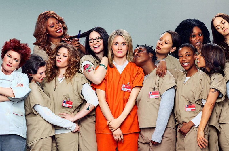 """Orange is the New Black"" and other original series have proven Netflix can attract enough subscribers to roll its own multi-season, serialized shows."