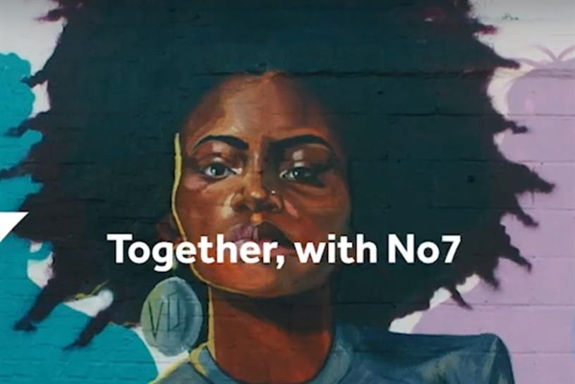 No7's 'Unstoppable Together'