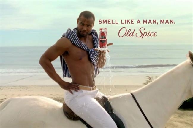 Old Spice: P&G's male grooming brand.