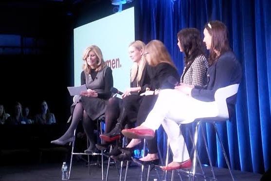 Omniwomen panel at Google New York
