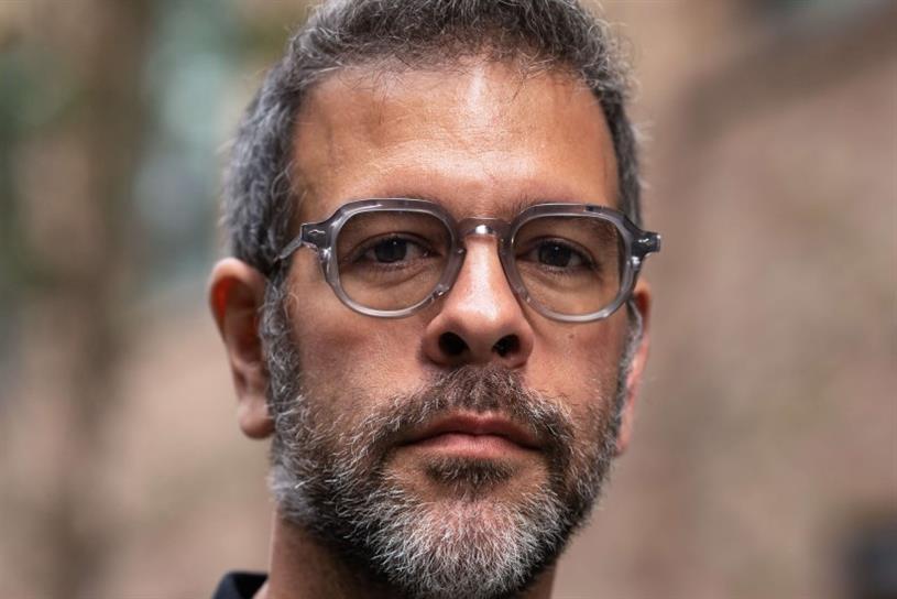 PJ Pereira, co-founder and creative chairman, Pereira O'Dell