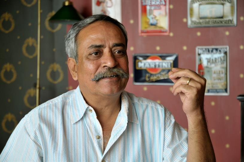 Piyush Pandey, Ogilvy's new worldwide chief creative officer