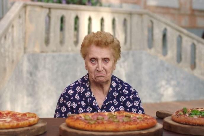 """Pizza Hut """"The Old World"""" by Deutsch LA."""