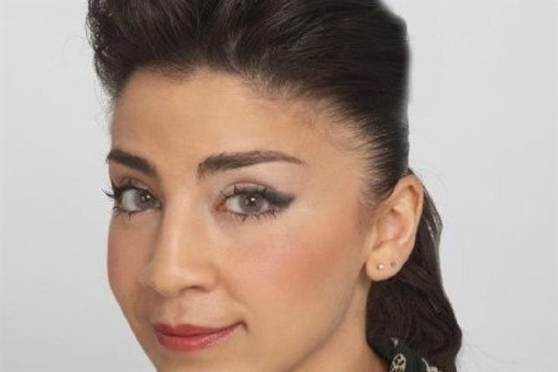 FCB NY ECD, Samira Ansari