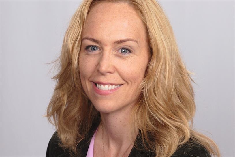 Sarah Bolton, EVP of business intelligence, Advertiser Perceptions